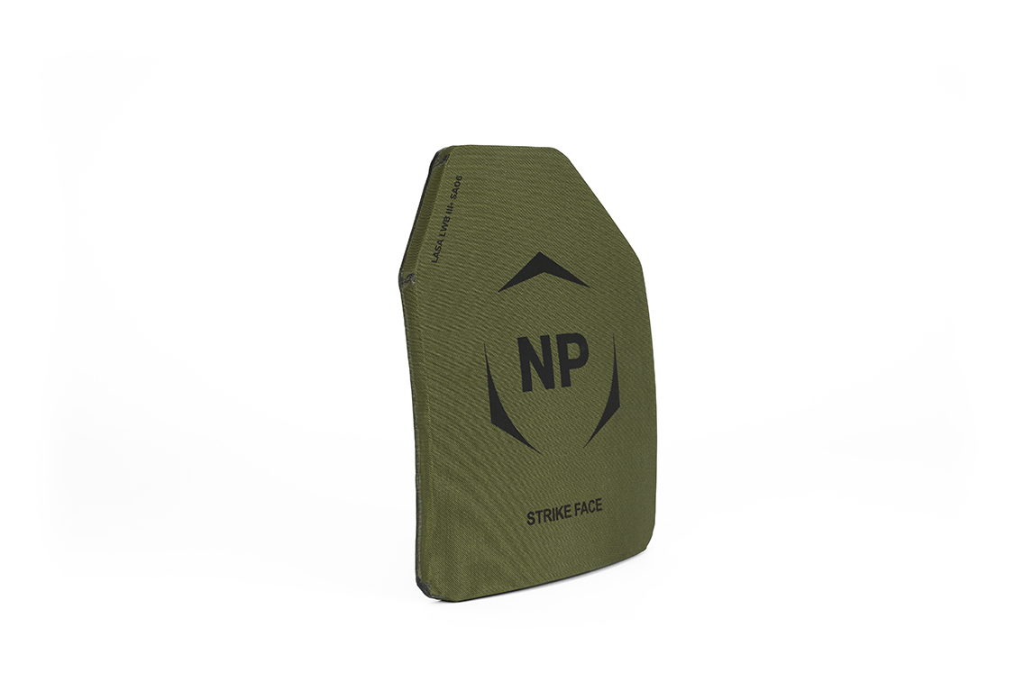NP Aerospace Plate